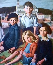 Children at Vernonnet