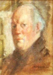 Henry Rushbury, esq, RA, RWS