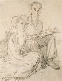 Bernard and Peggy