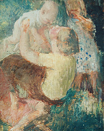Study for Children Playing