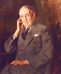 F. Gerald Ratcliff Esq. JP